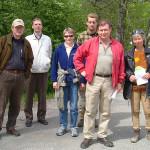 28/5-2006  Kulturminneverngruppa på befaring i Ekebergdalen og Kirkebygda
