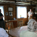 19/7-2006  Nok en vellykket omvisningsdag på bygdetunet