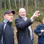 14/10-2006.  Nyåpningen av brua over Tangenelva