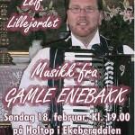 18/2-2007  Temamøte «»Musikk fra gamle Enebakk»