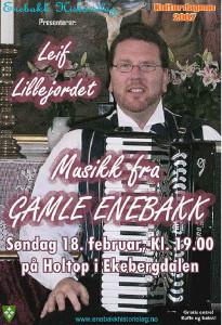 Musikk fra gamle Enebakk  2007