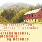 Program høst 2007