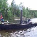 16/8-2008 Vellykket tur til Ragnhild Jølsens dikterhytte.