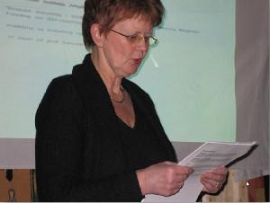 Eva Kristoffersen 2008