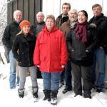 15/1-2011 Styret for 2011 er på plass