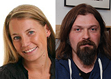 Mari Ringnes og Henning Bergersen