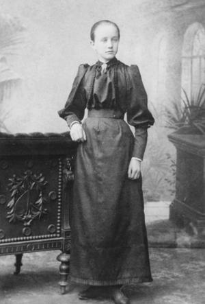 Constance Onstad (f. Orderud)