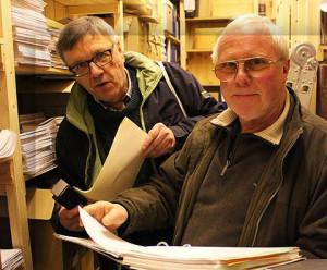 Amund og Niels 2013