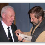 7/2-2008  Nils Sikkerbøl tildeles Romerike historielag's hederstegn