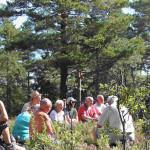 19/8-2012  Rusletur til Dragåsen