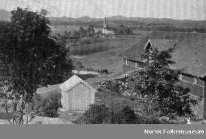 Enebakk kirke 1937