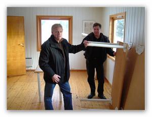 Håkon og Arne 230107