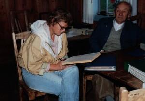 Ulf Oppegaard - Gerd Inger Ericon  01 08 1992