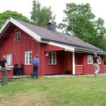 23/7-2006   Kulturminnebefaring i Dalefjerdingen og på Hammeren.