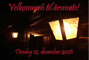 02 12 2006 Årsmøte