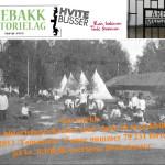 5/6-2014  Hvite Busser på vellykket besøk hos historielaget