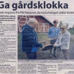 01/06-2014  Stabbursklokke.