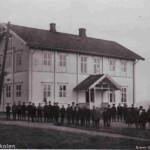 Flatbyskolen / Stranda