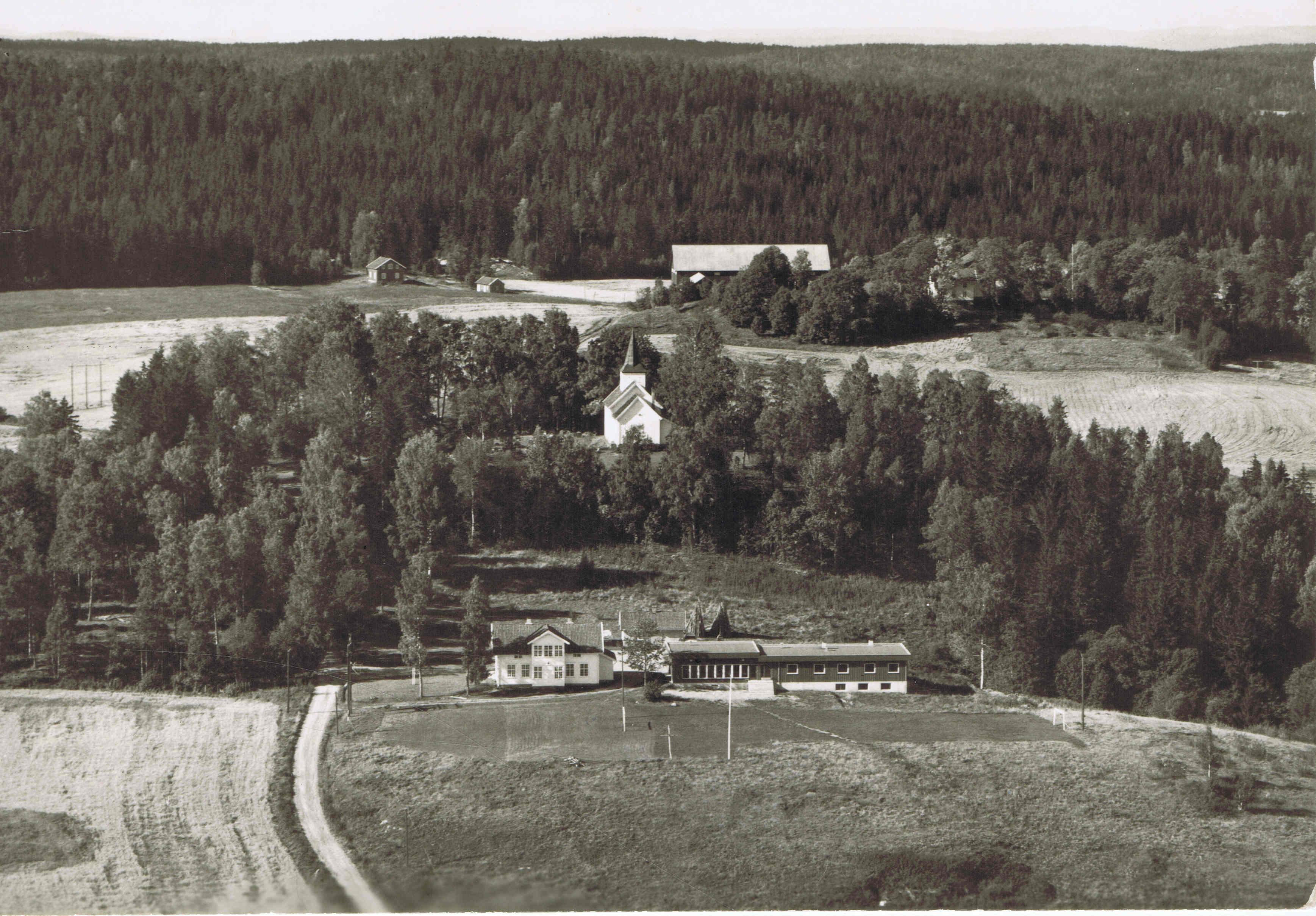 Bjerkely skole Ytre Enebakk – Enebakk Historielag