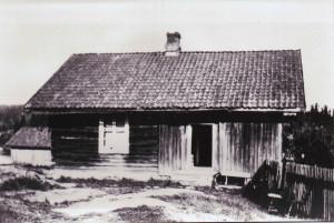 Dammenstua i Rausjø 1921 0229-413-0004