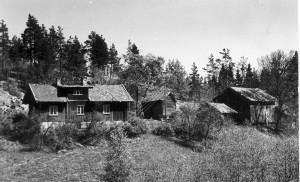 Einarstad Dalefjerdingen 1950