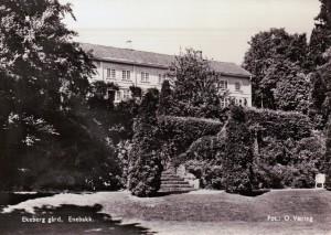 Ekeberg 1922