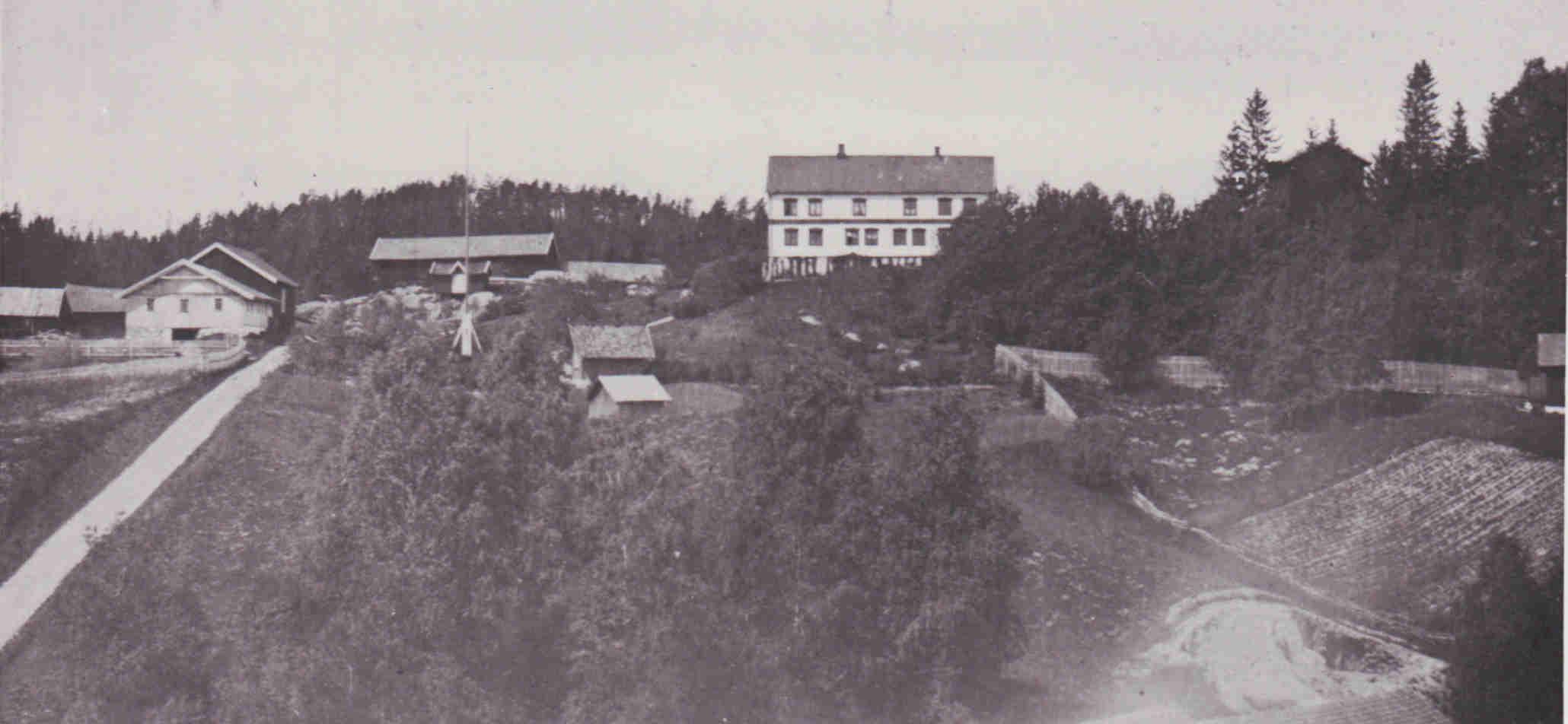 Ekeberg gård enebakk