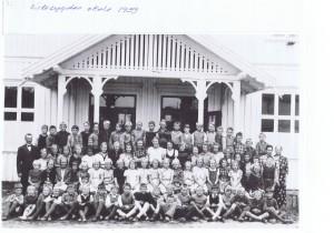 Kirkebygden skole 1939