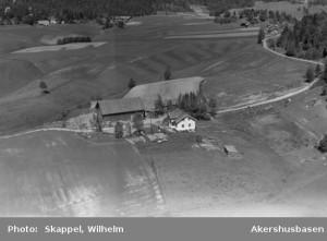 Klokkerud Gård Kirkebygda 23 06 1956