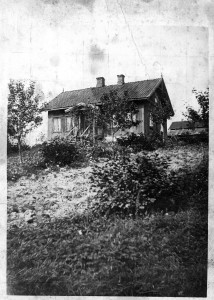 Nedre Foss ca 1905