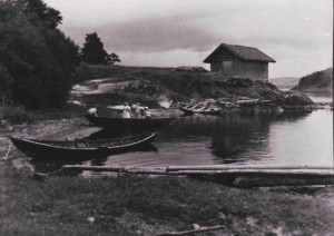 Preståa Pakkhuset 1923  0229-001-0137