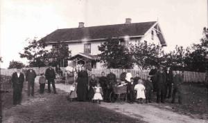 Rakkestad gård Ekebergdalen  1902    0229-001-0335