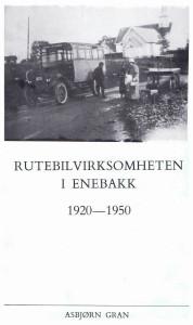 Rutebilvirksomheten i Enebakka