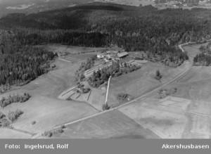 Ubberud Gård 01 07 1954