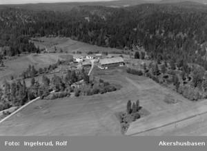 Ubberud Gård 20 07 1954