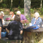 24.08-2014   Pilgrimstur  Bermerud – Sand gård