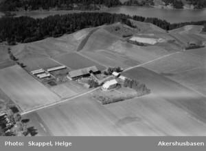 Rud Nordre gård 1949