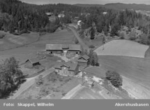 Rud Nordre gård Dalefjerdingen  1956