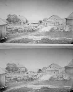 Søndre Brevik ca.1880 a