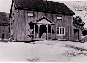 Søndre Fjeld (Hovedbygning) Dalefjerdingen 1976   0229-001-0310