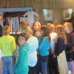 1/9-2014  Den kulturelle skolesekken dag 1