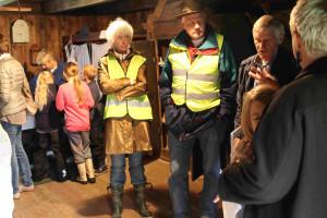 2014 08 30 Håkon Tysdal forteller om livet på kjøkkenet i gamle dager b