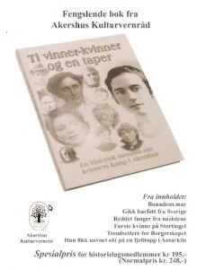 Akershus Kulturvernråds bok