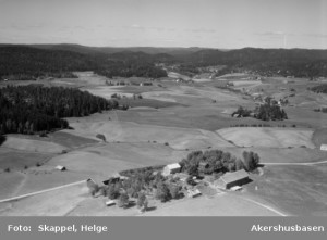 Bøler  Kirkebygda 1949