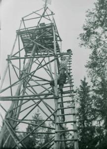 Oppmålingstårn web