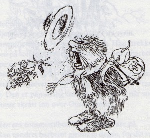 Illustrert av Kjell Aukrust