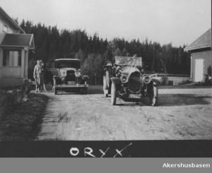 Lensmannsgården 1920